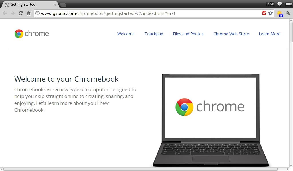Install Chromium OS Lime - Kirsle net