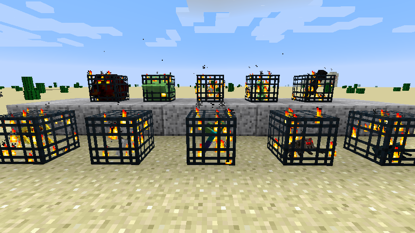Minecraft Monster Spawners - Kirsle net