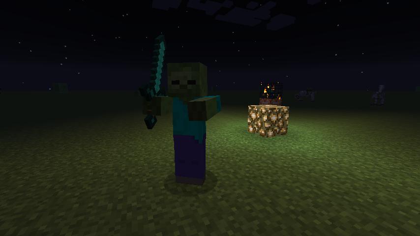 Minecraft Monster Spawners - Kirsle net