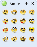 AIM Emoticons
